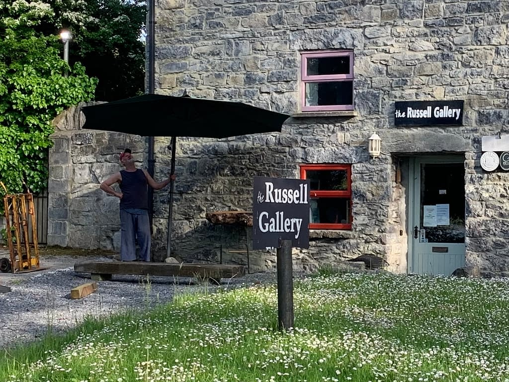 About the Russell Gallery
