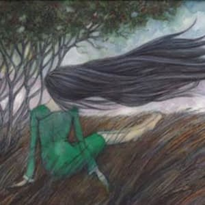 The Wind Blows by Catherine Patrickson
