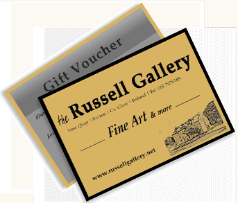 Art Gallery Latest arrivals in store Gift Voucher now available
